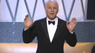 Steve Martin's Opening Monologue: 2003 Oscars