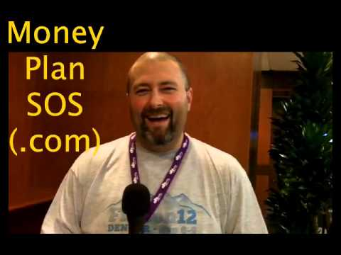 Blogger Interview - Brad Chaffee, the Enemy Of Debt, at #FinCon12