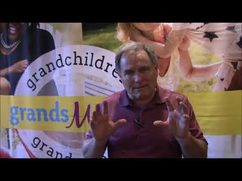 Dr Ken Canfield  Imparting a Vision to Grandparents