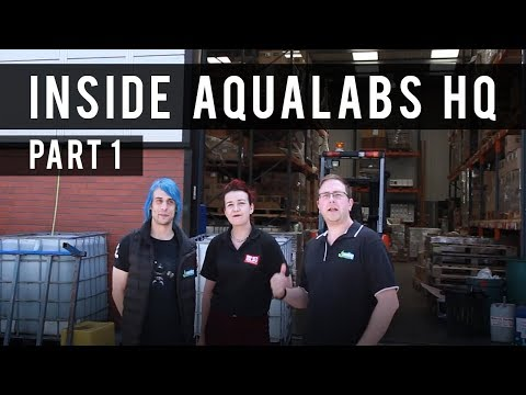 One Stop Road Trip: Visiting Aqualabs HQ Part 1