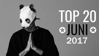 TOP 20 SINGLE CHARTS | JUNI 2017 - Aktuelle Songs