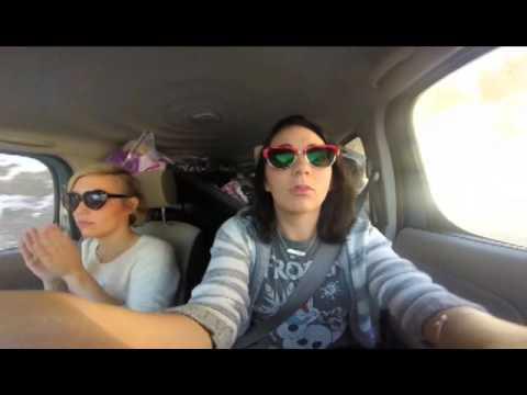 EllenDoesDisney: Travel Vlog 1 (Indiana to North Carolina)