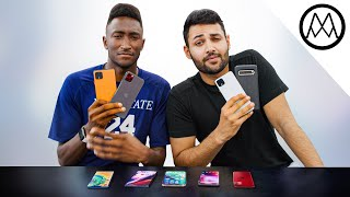 The Best 2019 Smartphone? - ft MKBHD