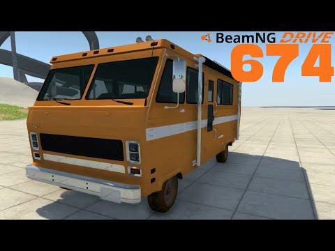 BEAMNG DRIVE #674 | Zirconium Journey | Let's Play BeamNG Drive mit GCG [Alpha] [HD]