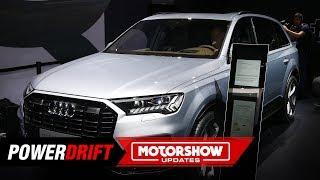 India bound new Audi Q7: Sharpening a hammer : IAA 2019 : PowerDrift