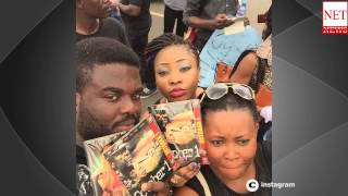 NET News - Kunle Afolayan, Yemi Shodimu lead walk against piracy