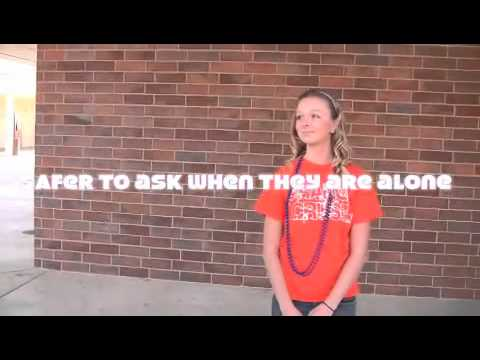 How to Ask a Girl to a Dance