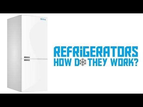 How do refrigerators work? (AKIO TV)