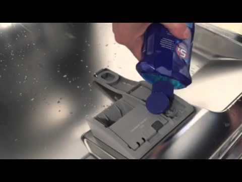 Dishwasher rinse aid compartment