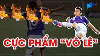 """Siêu phẩm """"vô lê"""" đẳng cấp thế giới """"đốt cháy"""" trận đấu Hà Nội FC - Sài Gòn FC   NEXT SPORTS"""