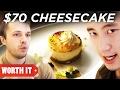 4 Cheesecake Vs 70 Cheesecake