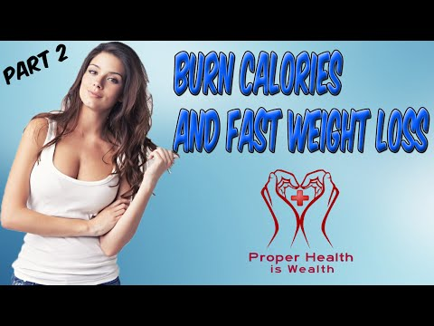 These Everyday activities helping you burn calories and help to fast weight loss without diet part 2