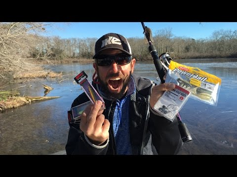 Pond Fishing Tips for Winter Bass (ft. Mike Iaconelli)