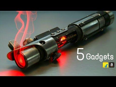 5 New HiTech Gadgets You Can Buy on Flipkart & Amazon | SmartPhone Gadgets Technology