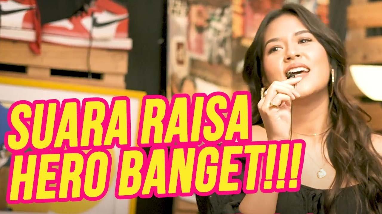 Download RAISA BERNYANYI... PEJAMKAN MATAMU DAN RASAKAN INDAHNYA... MP3 Gratis
