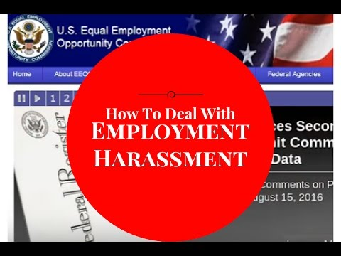 How To File A Complaint With The EEOC - U.S. Equal Employment Opportunity Commission