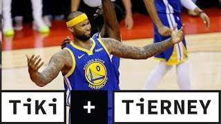 There is No Market For DeMarcus Cousins | Tiki +Tierney
