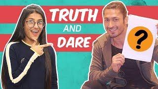 Truth And Dare Challenge Ft. Vidyut Jammwal   SAMREEN ALI
