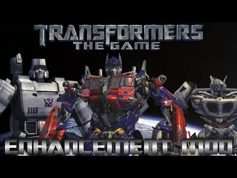 Transformers: The Game Enhancement Mod