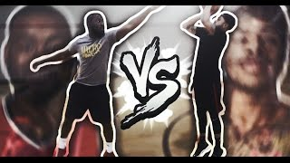 1 V 1 AGAINST FRIEND GONE WRONG!!! LOSER HAS TO PICK UP GIRLS IN FULL WALMART OUTFIT!!!