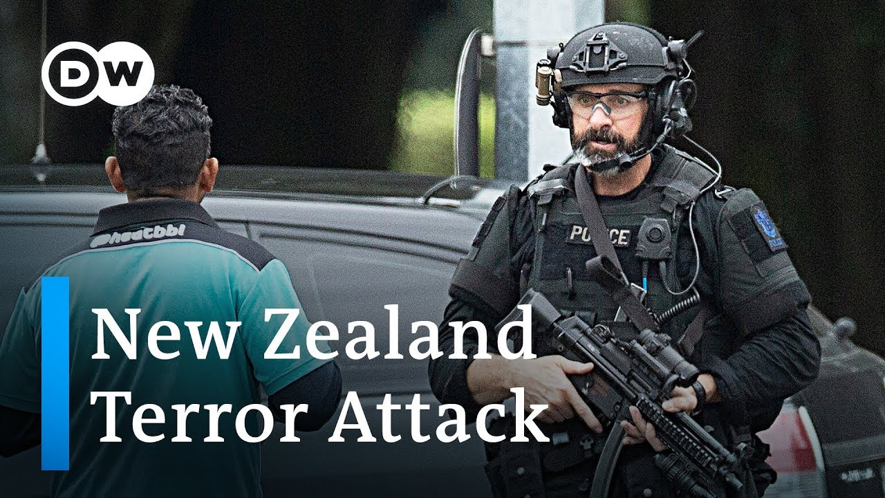 49 dead in New Zealand mass shooting   DW News