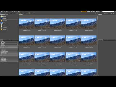 How To Batch Process Images and Create a Timelapse In Photoshop