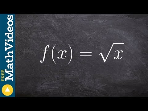 Use the difference quotient to find the derivative of square root x