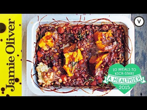 Healthy BBQ Baked Beans | #10HealthyMeals | DJ BBQ