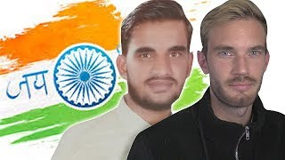 JAI HIND / IM HALF INDIAN!!