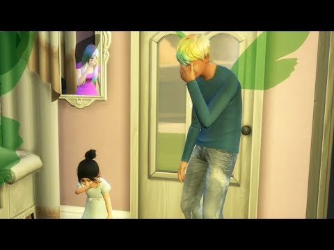 A Sad Day ! Fairy SIMS 4 Game Let's Play  Video Part 41