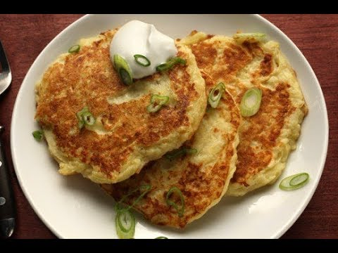 BOXTY - Irish Potato Pancakes Recipe