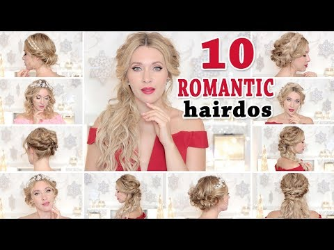 10 PROM/WEDDING party HAIRSTYLES ★ Hair tutorial for short, medium and long hair
