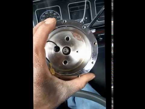 How To Install A Billet Steering Wheel On A Chevorlet Caprice 77-90