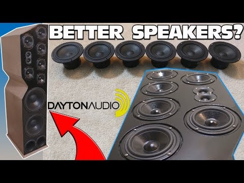IMPROVING Home Theater Speakers w/ 5