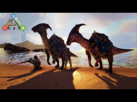 ARK S.E Roleplay - 001 - Dino Hunting