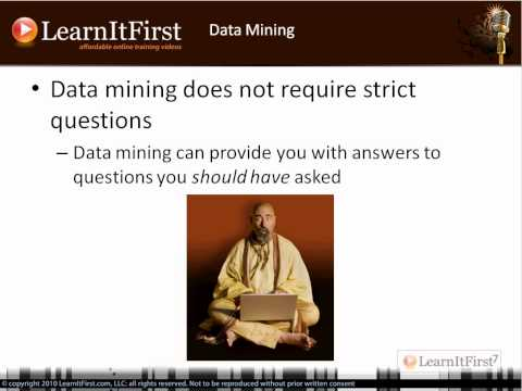 What Is Data Mining in SQL Server 2008/R2 Analysis Services?