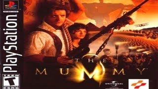Download Awful Playstation Games: The Mummy Review Video