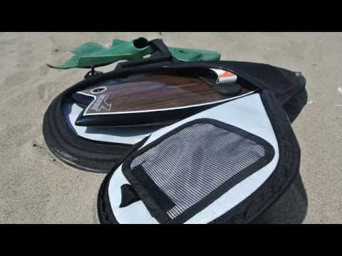 The New Slyde Handboards Bodysurfing  Bag With Amazing  Protection For Your Handplane