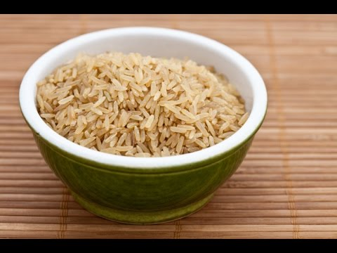 Brown Rice - Stovetop Range