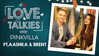 Aashka Goradia and Brent Goble's chemistry unites two worlds | Love Talkies | S01E02 | Pinkvilla