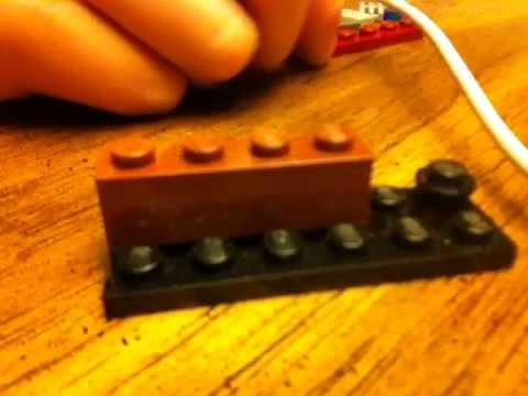 Simple Lego pocket knife