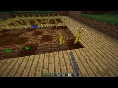 Minecraft 1.4.7 - How to make an EFFICIENT melon/pumpkin farm