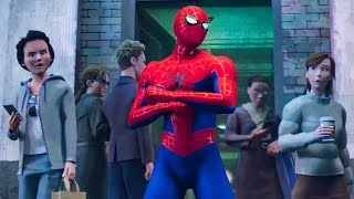 Download SPIDER-MAN: INTO THE SPIDER-VERSE - First 10 Minutes From The Movie (2018) Video