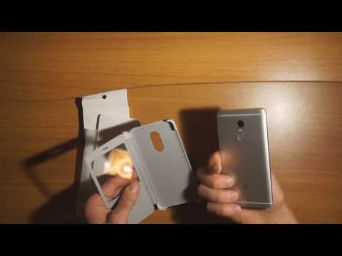 Smart Flip Cover xiaomi redmi note 4