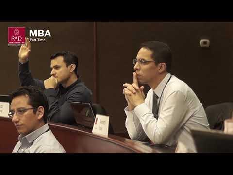 MBA Part Time - Testimonios