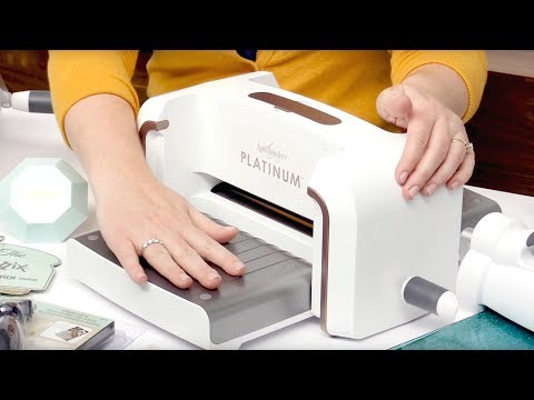 Welcome to the World of Manual Die Cutting with Carissa Wiley