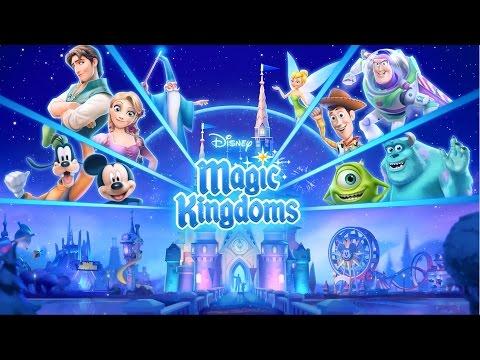 [PLAYPARK] Disney Magic Kingdoms ID