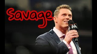 The Miz Most Savage Moments/Funny Moments Part 1