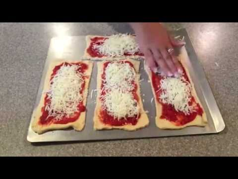 Pepperoni Pizza Pockets
