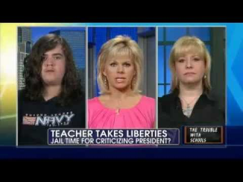 Teacher suspended for lies to student Should be fired!